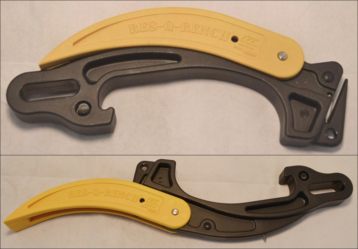 TFT Res-Q-Rench Folding Spanner Wrench
