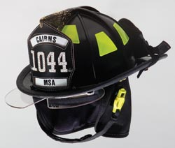 Cairns Firefighter Helmets And Accessoriesaaa