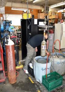 hydro-testing