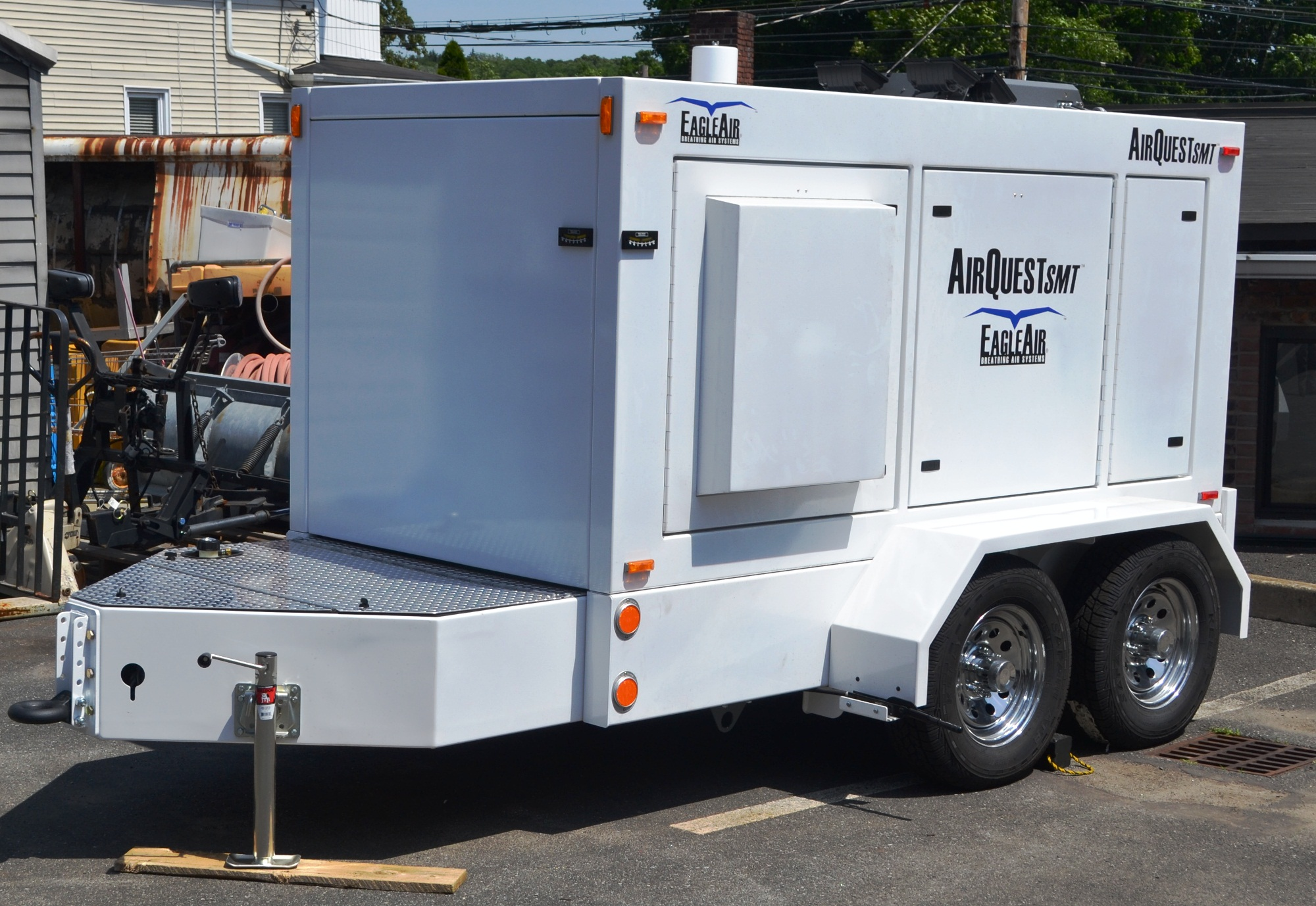 Wcdes Takes Delivery Of Eagle Air Traileraaa